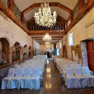 Our newly restored barn which hold wedding ceremony's