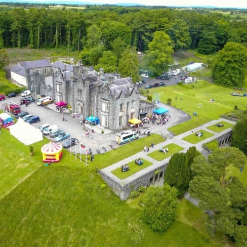 Lions Club Party at Belleek Castle